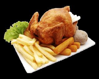 Pollo frito en Combo